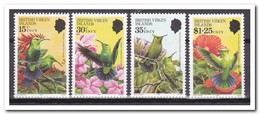 Britse Maagdeneilanden 1982, Postfris MNH, Birds - Britse Maagdeneilanden