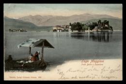 Lago Maggiore - Isola Belle E Superiore - Verbania