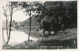 CPSM - Belgique - Les Hayons - La Roche Percée - Bouillon