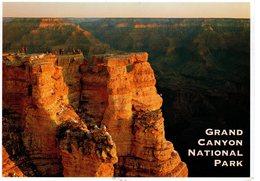 Grand Canyon National Park Arizona ( Cachet: Moab Ut - Grand Canyon