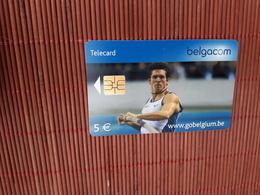 Phonecard Sport  Used Rare - Mit Chip