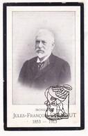 DP Foto - Drukker Uitgever - Jules F. Vermaut / Grafmeyer ° Kortrijk 1853 † 1913 X Hortense Van Avermaete / Gezelle - Imágenes Religiosas