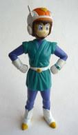 FIGURINE DRAGON BALL DBZ Seya Girl VIDEL Manque Sa Cape - Figurines