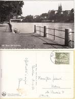 Svizzera Basilea Basel : Am Rheinweg - BS Bâle-Ville
