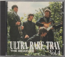 Ultra Rare Trax The Beatles Vol. 4 : 10 Titres Takes Rares - Rock
