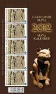 4194** De Maya Kalender** 2012 - Feuille Calendrier Maya MNH Very Rare!!! 2012 -  Moeilijk Te Vinden Velletje 4194** - Blocs 1962-....