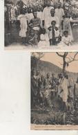 OUGANDA - Lot De 2 CPA - Uganda
