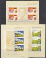 Europa Cept 1983 Portugal, Azores, Madeira 3 M/s ** Mnh (44105) - 1983