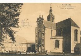CPA - Belgique - Averbode - L'Eglise Et La Prélature - België