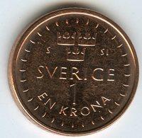 Suède Sweden 1 Krona 2016 SI KM 928 - Schweden