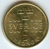 Suède Sweden 5 Kronor 2016 SI KM 930 - Schweden