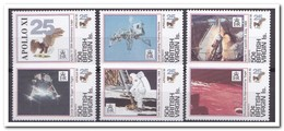 Britse Maagdeneilanden 1994, Postfris MNH, Birds, Space - Britse Maagdeneilanden