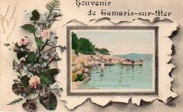 83 SOUVENIR DE TAMARIS SUR MER POINTE DE L' AIGUILLETTE - La Seyne-sur-Mer