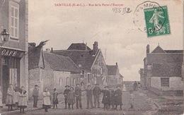 SAINVILLE (28) - Rue De La Porte D'Etampes - Humeau - Sans Date - Other Municipalities