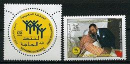 Maroc ** N° 1358/59 - Journée De La Solidarité - Morocco (1956-...)