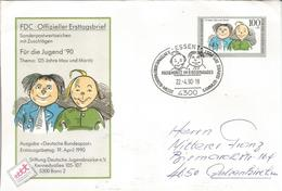 ALEMANIA ESSEN 1990 INFANCIA Y JUVENTUD - Infancia & Juventud