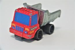 MATTEL CARS 1979 First Wheels Dumper Dump Truck, Vintage - Matchbox (Lesney)