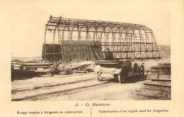 Grèce - En Macédoine - Hangar Anglais à Dirigeable En Construction - C 8663 - Grèce