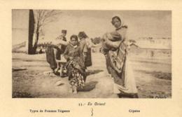 Grèce -En Orient - Type De Femmes Tziganes - C 8672 - Griechenland