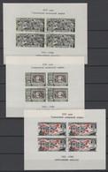 Sowjetunion , Block 6\7\8 Gestempelt - 1923-1991 USSR