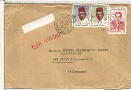 MARRUECOS KENITRA CC A ALEMANIA - Marruecos (1956-...)