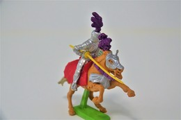 Britains Ltd, Deetail : KNIGHT ON HORSE, Made In England, *** - Britains