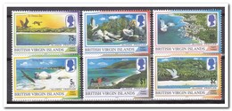 Britse Maagdeneilanden 2002, Postfris MNH, Birds - British Virgin Islands