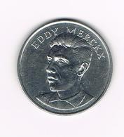 //  PENNING BP  EDDY  MERCKX - Pièces écrasées (Elongated Coins)