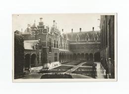 Mechelen. - Binnenkoer Van Het Oud Paleis Van Margaretha Van Oostenrijk (1933). - Malines