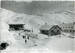 AUSTRIA  TIROL  ST. CHRISTOPH Am ARLBERG  Gasthof Und Pension Edelweiss  Gasthof Arlberghohe  Sci Ski - St. Anton Am Arlberg