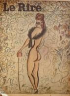 "REVUE ""LE RIRE""-1947/03-PEYNET-PICHARD-ALDEBERT-BRET KOCH-BEN-FOY-BELLUS-BIB - Books, Magazines, Comics"