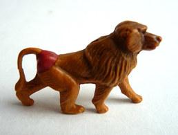 Figurine CLAIRET  - ANIMAUX Animal - LE ZOO - 5 Singe BABOUIN Pas Starlux Elastolin Ougen Jim Cyrnos - Starlux