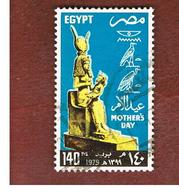 EGITTO (EGYPT) - SG 1383  - 1979  MOTHER' S DAY - USED ° - Usati