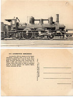 Locomotives Hongroises  - 202 - Raab-Odenburg  (115367) - Eisenbahnen