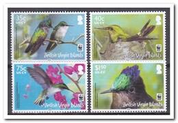 Britse Maagdeneilanden 2014, Postfris MNH, Birds - British Virgin Islands