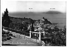 Lerici (La Spezia). Panorama. - La Spezia