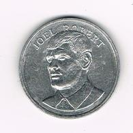 //  PENNING BP  JOEL  ROBERT - Pièces écrasées (Elongated Coins)