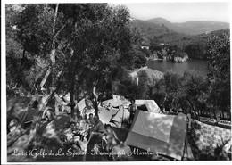 Lerici (La Spezia). Il Camping Di Maralunga. - La Spezia