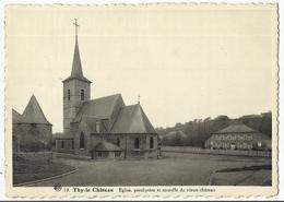 THY-le-CHATEAU - Eglise, Presbytere Et Tourelle Du Vieux-château - Walcourt