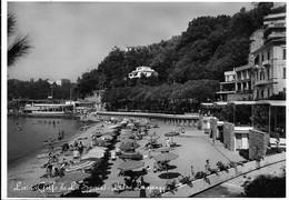Lerici (La Spezia). La Spiaggia. - La Spezia