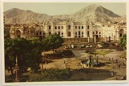 (691) Peru - Lima - Governement Palace - Pérou