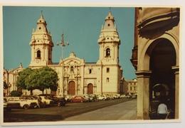 (692) Peru - Lima - Cathedral - Pérou