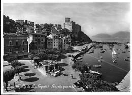 Lerici (La Spezia). Scorcio Panoramico. - La Spezia