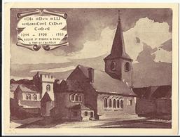 THY-le-CHATEAU - L'Eglise St Pierre & Paul - Château (genre Aquarelle) - Walcourt