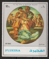 Fujeira - 1972 - N°Mi. 1530 - Buonarotti - Neuf Luxe ** / MNH / Postfrisch - Espacio