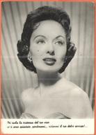 Tematica - Pin-Ups - 1961 - 15 Siracusana - Giovane Donna Non Identificata E Frase Romantica - Viaggiata Da Serravalle A - Pin-Ups
