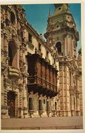 (695) Peru - Lima - Archbishop's Palace - Pérou