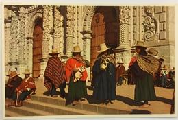 (696) Peru - Lima - The Cathedral Of Cajamarca - Pérou