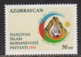 AZERBAIJAN, 2017, MNH, ISLAM, ISLAMIC CULTURE CAPITAL,1v - Islam