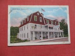 Moran House  Deposit  New York   Ref 3536 - NY - New York